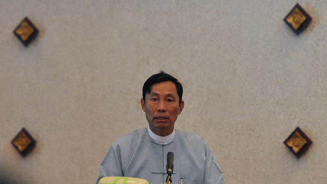 La Birmanie n'a rien su pendant 50 ans des luttes d'influence qui se jouaient sous le règne de la junte. Mais avec les réformes politiques, celles-ci sont désormais déballées sur la place publique, au fur et à mesure que le pays découvre ses nouvelles institutions. [AFP]
