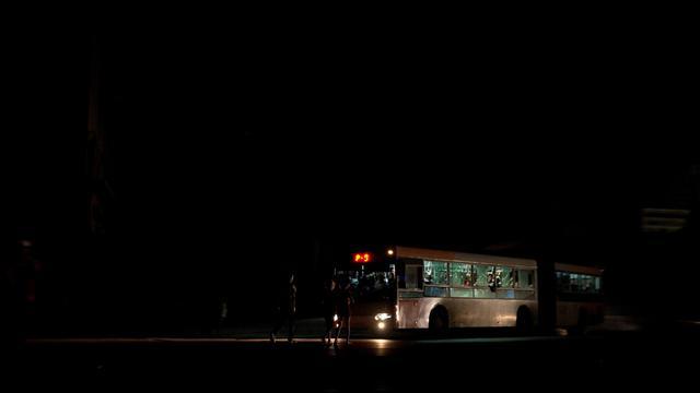 Une panne d'électricité a plongé dans le noir dans la nuit de dimanche à lundi le centre et la partie occidentale de Cuba, dont La Havane, à la suite d'une avarie sur une ligne à haute tension, a indiqué la compagnie d'électricité nationale Union Electrica. [AFP]