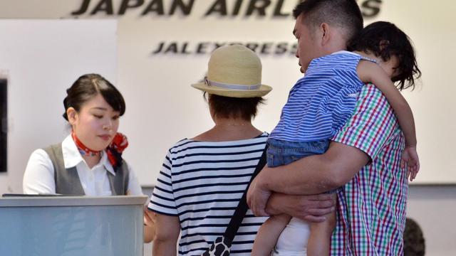 Le retour en Bourse de la compagnie aérienne Japan Airlines (JAL) va permettre de lever l'équivalent de 6,6 milliards d'euros, le maximum espéré, représentant la deuxième plus grosse introduction de l'année après celle de Facebook. [AFP]