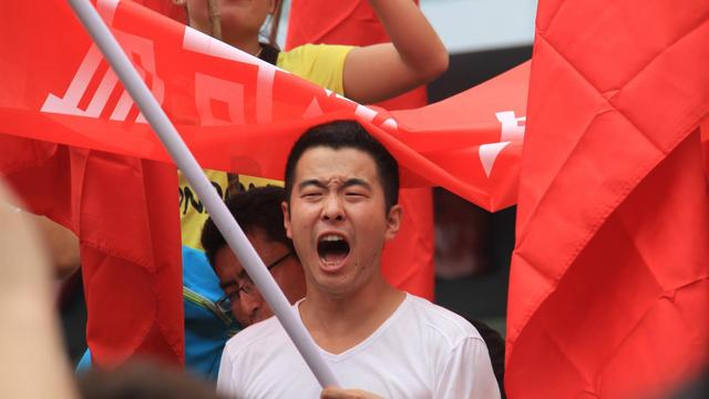 Pékin a dépêché deux navires de patrouille en mer de Chine orientale à proximité d'îles que Tokyo a annoncé mardi avoir achetées, dans un climat de détérioration des relations entre les deux géants asiatiques. [AFP]