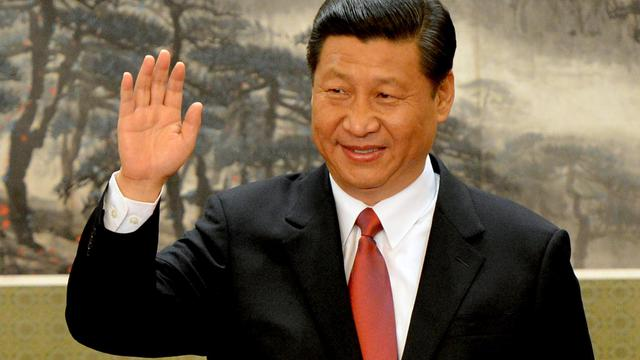 Xi Jinping le 15 novembre 2012 à Pékin [Mark Ralston / AFP]