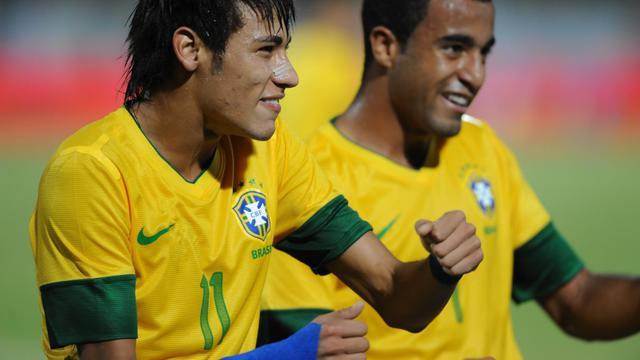 Le Brésil s'est réconcilié avec son public en s'offrant une avalanche de buts en amical face à la Chine (8-0) lundi à Recife. [AFP]