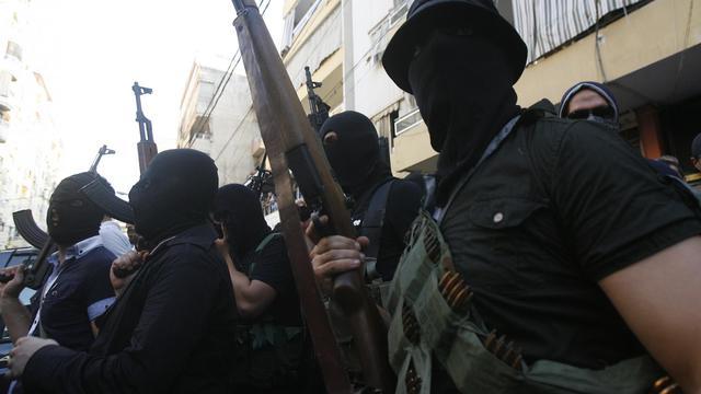 """Les Emirats arabes unis et le Qatar ont appelé mercredi leurs ressortissants à quitter """"immédiatement"""" le Liban en raison du contexte de tension lié au conflit syrien.[AFP]"""