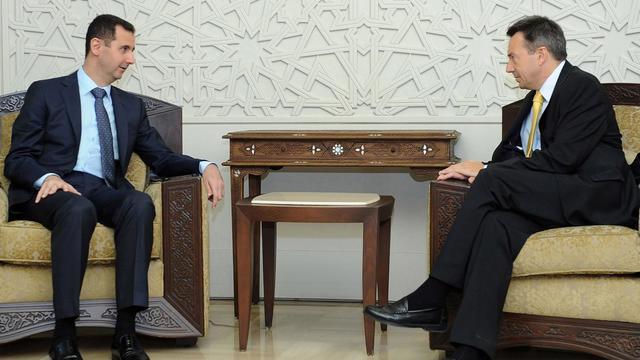 Le nouveau président du CICR (Comité international de la Croix-Rouge) a déclaré vendredi avoir reçu des engagements positifs de la part du président Bachar al-Assad cette semaine à Damas, tout en soulignant qu'il fallait attendre que ces promesses soient mises en oeuvres dans les prochaines semaines. [SANA]