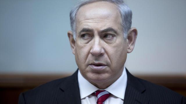 Le Premier ministre israélien Benjamin Netanyahu, le 9 juin 2013 à Jérusalem [Abir Sultan / AFP]