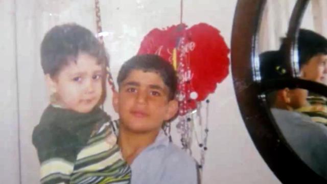 Capture d'écran de YouTube montrant le jeune Mohammad Qattaa qui a été exécuté le 10 juin 2013 éxecuté par par un groupe islamiste armé [- / AFP PHOTO/YOUTUBE]