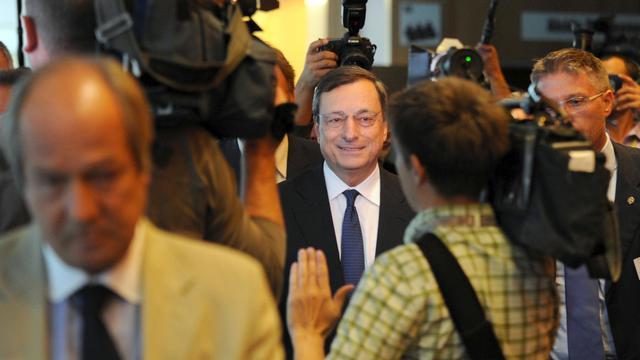 Les regards seront une nouvelle fois braqués jeudi sur la Banque centrale européenne (BCE), dont marchés et responsables politiques européens attendent qu'elle dévoile enfin les actions qu'elle compte entreprendre pour sauvegarder la zone euro.[AFP]