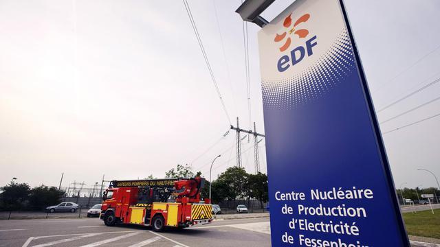 """La centrale nucléaire de Fessenheim, doyenne du parc français, sera fermée comme promis par le président François Hollande """"le plus tôt possible"""" mais """"dans le dialogue social"""", a déclaré la ministre de l'Ecologie et de l'Energie, Delphine Batho, au Journal du Dimanche. [AFP]"""