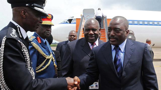 Un nouveau mini-sommet des pays des Grands Lacs, destiné à apaiser les violences dans l'est de la République démocratique du Congo (RDC), s'est ouvert samedi en fin de matinée dans la capitale ougandaise Kampala, en présence de moins d'un tiers des dirigeants invités. [AFP]