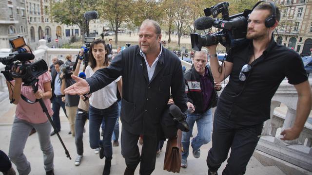 Il n'existe pas d'indice pour dire qu'Abdelkader Merah a aidé en toute connaissance de cause son frère Mohammed à commettre les tueries de Toulouse et Montauban, a déclaré lundi son avocat Me Eric Dupond-Moretti à l'issue de son audition par l'un des juges chargés de l'enquête. [AFP]