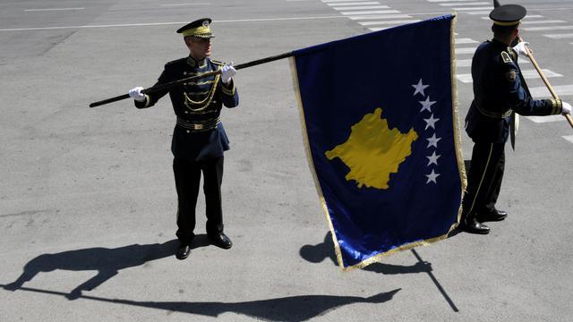 """Le Kosovo reste un """"quasi-Etat"""" sans existence légitime après l'annonce par le Groupe d'orientation sur le Kosovo (ISG) de la fin de sa mission de surveillance, a déclaré mardi la porte-parole adjointe du ministère russe des Affaires étrangères Maria Zakharova, citée par Interfax. [AFP]"""