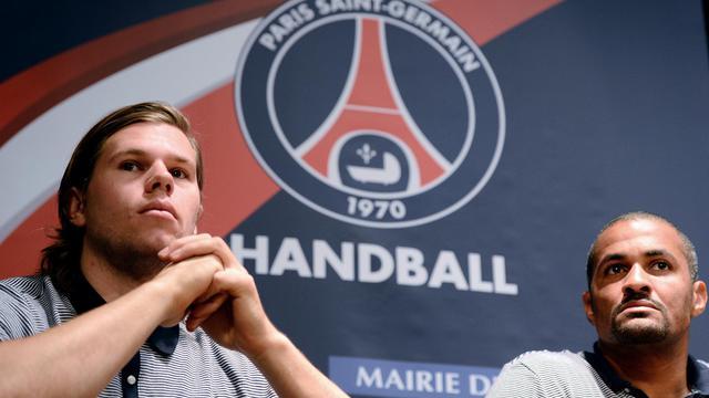 Grande attraction du championnat qui reprend jeudi, le PSG Handball, plus gros budget de France depuis son rachat par le Qatar, veut rapidement devenir le club le plus puissant de la planète. [AFP]