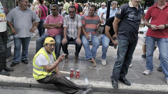 Les deux centrales syndicales grecques ont appelé à une grève générale le 26 septembre contre les nouvelles économies de 11,5 milliards d'euros préparées par le gouvernement, a-t-on appris jeudi de sources syndicales. [AFP]