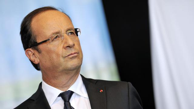 François Hollande,le 14 septembre 2012 [Thierry Zoccolan / AFP/Archives]