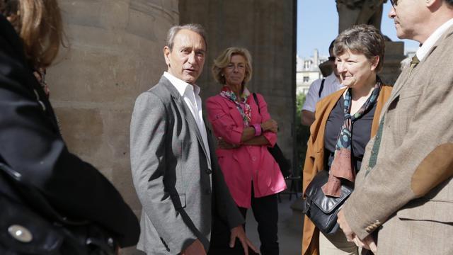 Bertrand Delanoë, le 15 septembre 2012 à Paris [Kenzo Tribouillard / AFP/Archives]