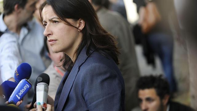 La ministre du Logement, Cécile Duflot, le 18 septembre 2012 à Nantes [Jean-Sebastien Evrard / AFP/Archives]
