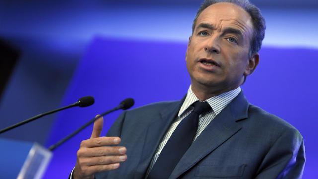 Jean-François Copé, secrétaire général de l'UMP, à Paris, le 19 septembre 2012 [Kenzo Tribouillard / AFP]