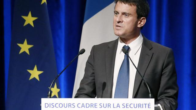 Manuel Valls à Paris, le 19 septembre 2012 [Patrick Kovarik / AFP]