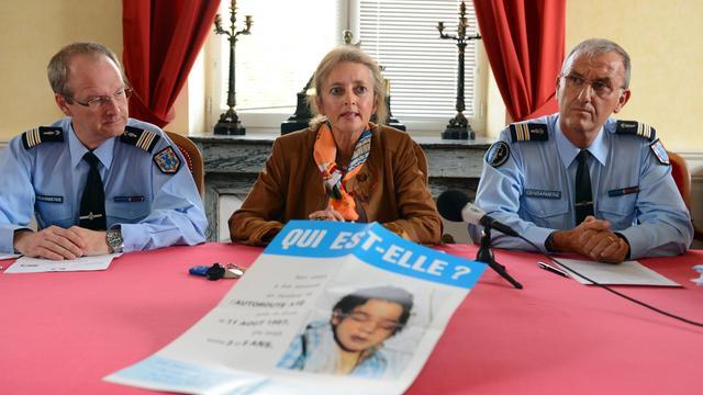 La procureur de la République de Blois, Dominique Puechmaille, le 24 septembre 2012 à Blois [Alain Jocard / AFP]