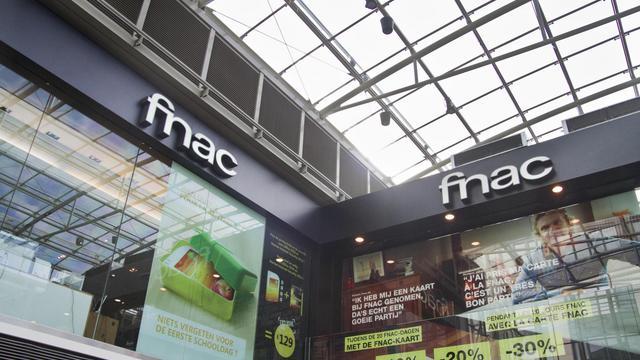 Une vue d'un magasin Fnac [Aurore Belot / AFP/Archives]
