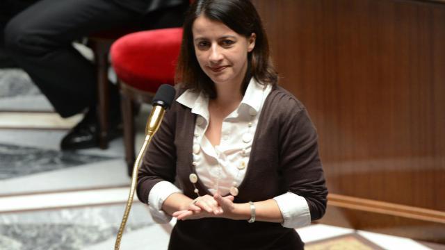 La ministre du Logement Cécile Duflot le 4 décembre 2012 à l'Assemblée nationale à Paris [Bertrand Guay / AFP]