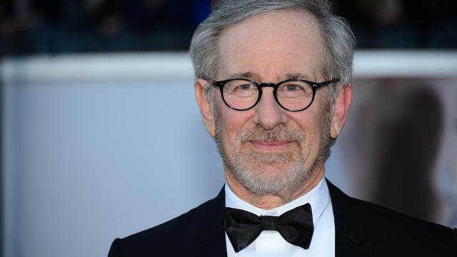 Steven Spielberg, le 24 février 2013 à Hollywood [Joe Klamar / AFP/Archives]