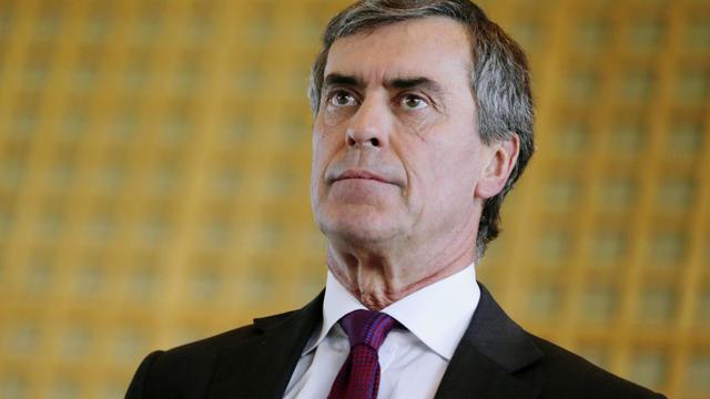 L'ancien ministre du Budget Jérôme Cahuzac, à Paris, le 4 octobre 2012 [Kenzo Tribouillard / AFP/Archives]