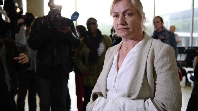 La pneumologue Irène Frachon à l'entrée du tribunal correctionnel de Nanterre, le 21 mai 2013 [Lionel Bonaventure / AFP]