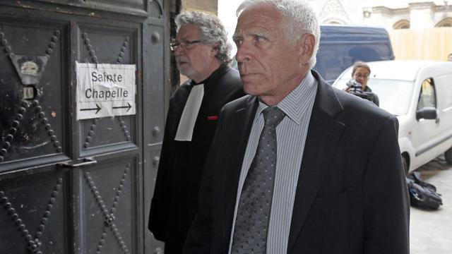 L'ex-maire de Vence (Alpes-Maritimes), Christian Iacono,  le 27 mai 2013 à Paris [Jacques Demarthon / AFP]