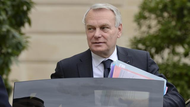 Le Premier ministre Jean-Marc Ayrault, le 29 mai 2013 à Paris