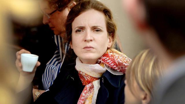 Nathalie Kosciusko-Morizet, candidate aux primaires UMP à Paris, le 1er juin 2013 à Paris [Pierre Andrieu / AFP]