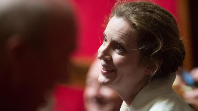 La députée UMP Nathalie Kosciusko-Morizet, le 4 juin 2013 à l'Assemblée nationale à Paris [Bertrand Langlois / AFP]