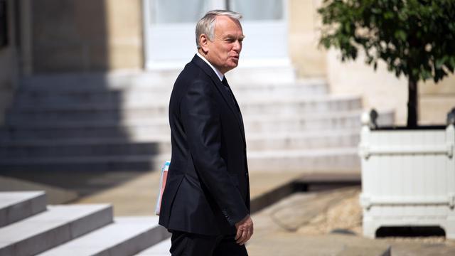 Le Premier ministre Jean-Marc Ayrault, le 5 juin 2013 à Paris [Lionel Bonaventure / AFP]
