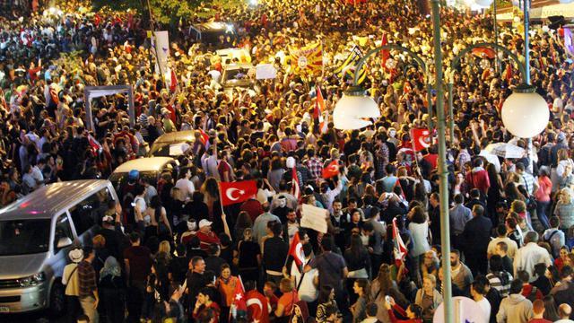 Manifestation le 8 juin 2013 à Ankara [Adem Altan / AFP]