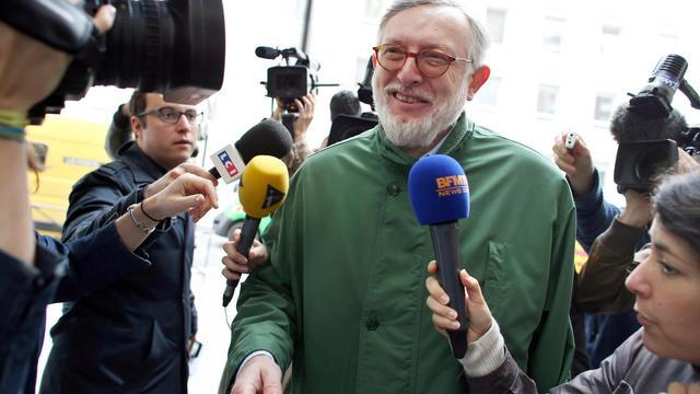 Jean-François Rocchi, l'ancien président du Consortium de réalisation, le 10 juin 2013 à Paris [Thomas Samson / AFP]