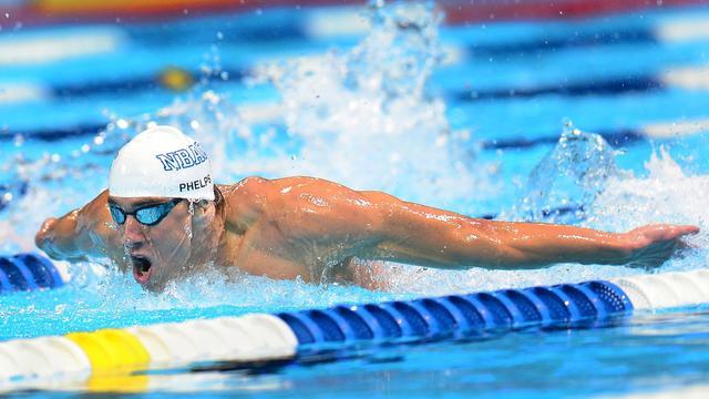 Natation: et de quatre JO pour Phelps sur 200 m papillon | CNEWS