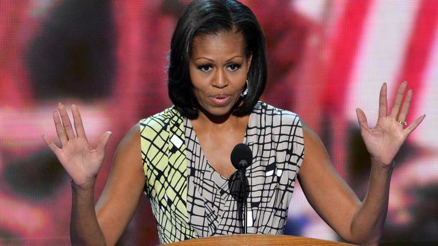 Les démocrates américains se retrouvent mardi à Charlotte pour trois jours afin d'investir Barack Obama en vue de la présidentielle de novembre, la populaire Première dame Michelle Obama devant galvaniser les troupes lors d'un discours très attendu en soirée.[AFP]