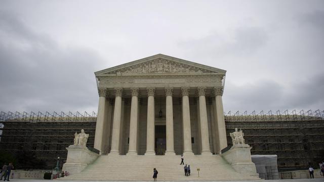 La cours suprême américaine [Saul Loeb / AFP/Archives]