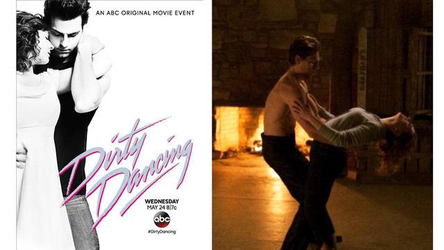 Affiche et photo du remake de Dirty Dancing