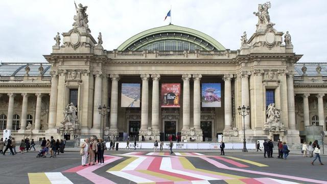 La FIAC se déroule du 17 au 20 octobre au Grand Palais et dans Paris