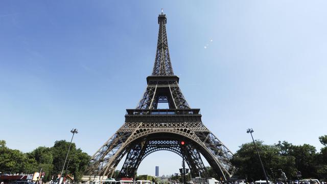 La Tour Eiffel à Paris [Miguel Medina / AFP/Archives]