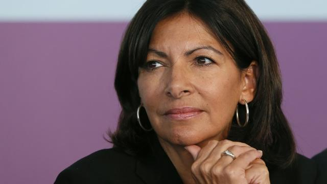 La maire de Paris Anne Hidalgo le 9 septembre 2015 à Paris [Patrick Kovarik / AFP/Archives]