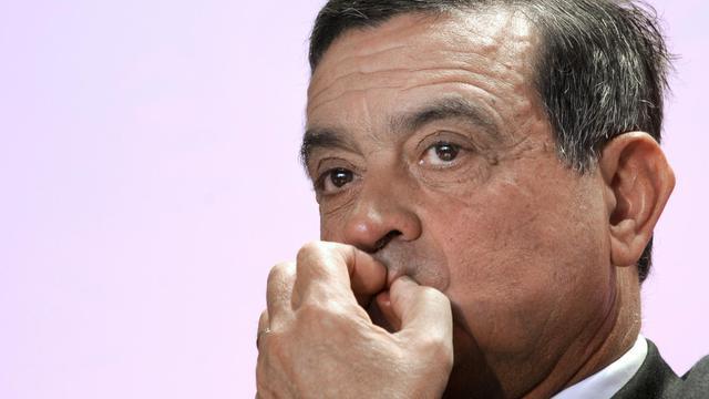 L'ancien procureur général près la Cour de cassation, Jean-Louis Nadal, à Bordeaux, le 29 avril 2009 [Jean-Pierre Muller / AFP/Archives]