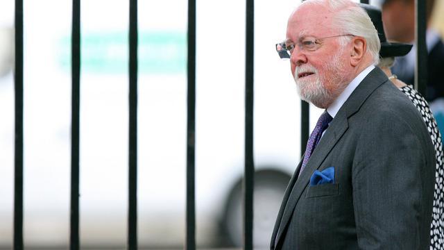 Le réalisateur et acteur britannique Richard Attenborough, le 31 août 2007 à Londres [Carl de Souza / AFP/Archives]