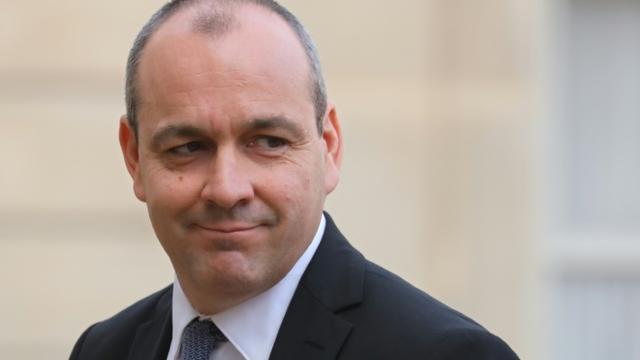 Le secrétaire général de la CFDT Laurent Berger à l'Elysée le 10 décembre 2018 à Paris [ludovic MARIN / AFP]