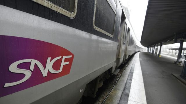 """La SNCF admet """"des failles"""" et promet une """"réorganisation"""" [DOMINIQUE FAGET / AFP/Archives]"""