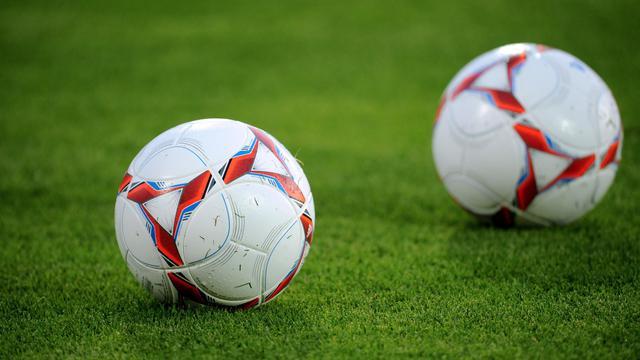 Des ballons de football [Jean-Pierre Clatot / AFP/Archives]