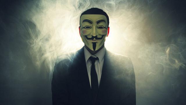 Les Anonymous avaient piraté plusieurs sites internet institutionnels