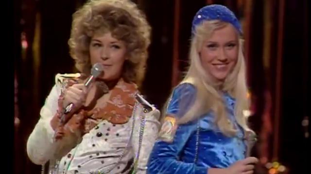 Le groupe Abba a remporté l'Eurovision en 1974