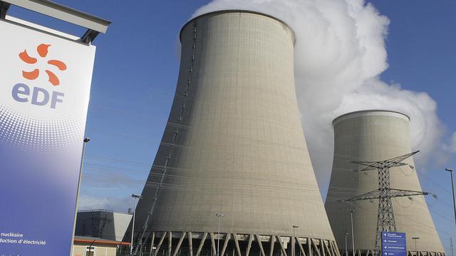 La centrale nucléaire de Nogent-sur-Seine (Aube), le 5 décembre 2011 [Francois Nascimbeni / AFP/Archives]